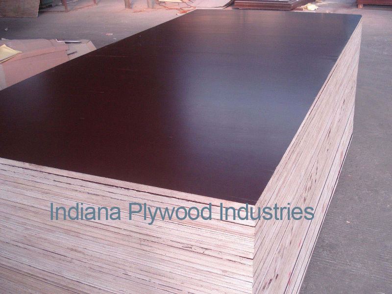 Film Faced Shuttering Plywood Manufacturers Suppliers Exporters In
